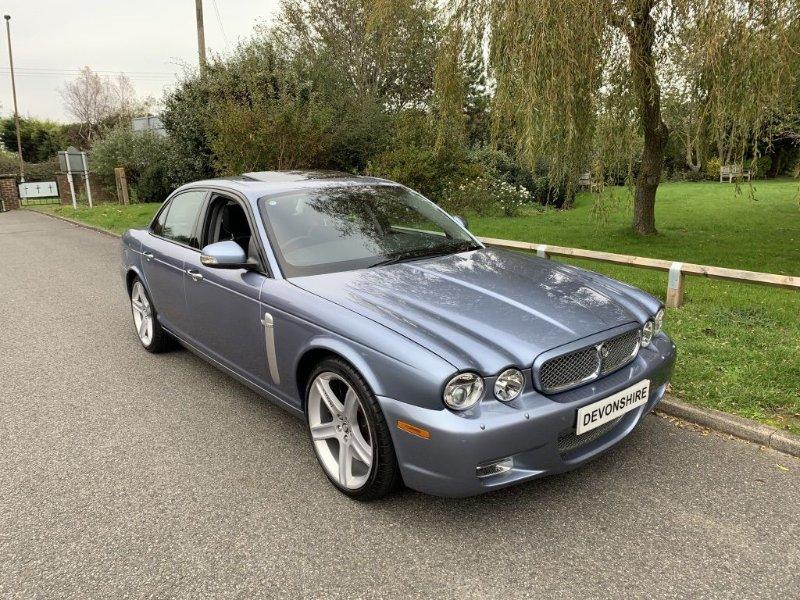 Sold 2008 Jaguar XJR 4.2 V8 Supercharged X358, Pevensey ...